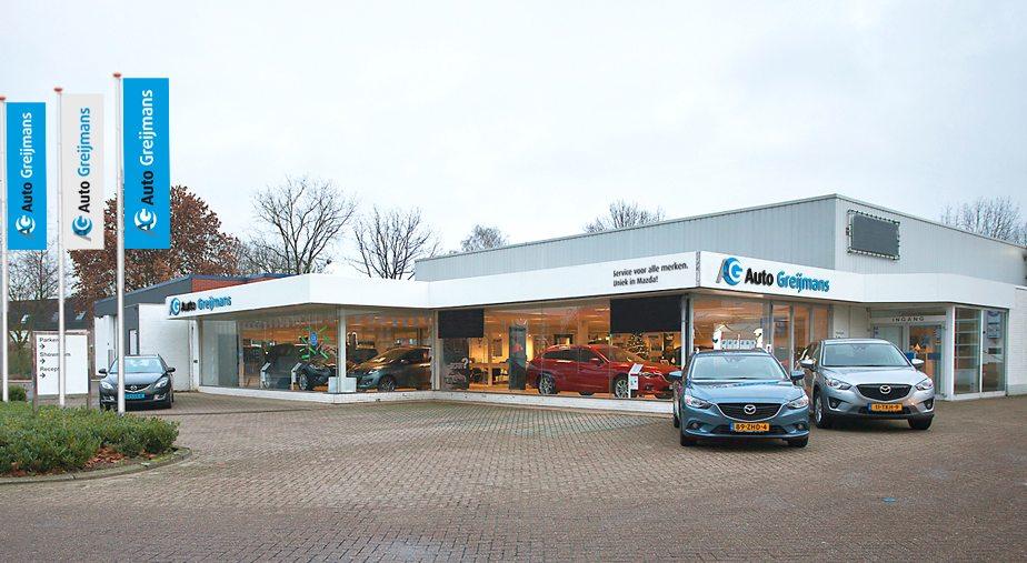 Auto Greijmans Weert is een autobedrijf in Weert